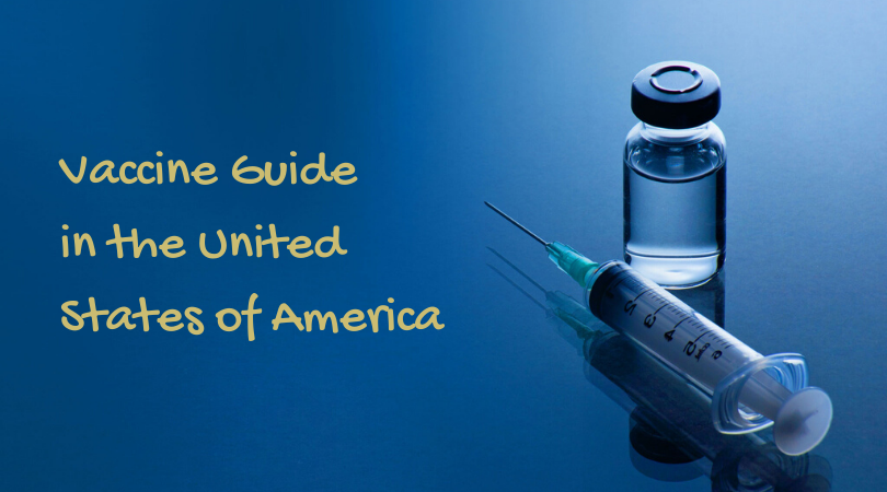 Vaccine Guide in the United States of America